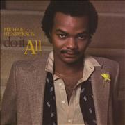 Click here for more info about 'Michael Henderson - Do It All'