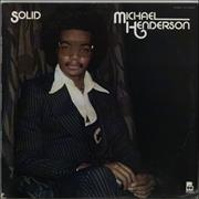 Click here for more info about 'Michael Henderson - Solid'
