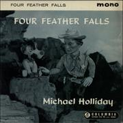 Click here for more info about 'Michael Holliday - Four Feather Falls EP - VG'