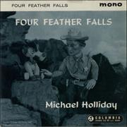 Click here for more info about 'Michael Holliday - Four Feather Falls EP'