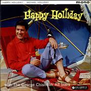 Click here for more info about 'Michael Holliday - Happy Holliday - Factory Sample'