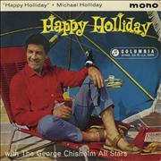 Click here for more info about 'Michael Holliday - Happy Holliday EP'