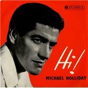 "Michael Holliday Hi! UK 10"" vinyl"