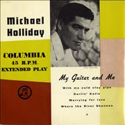 Click here for more info about 'Michael Holliday - My Guitar And Me EP'