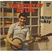 Michael Holliday The Story Of My Life UK vinyl LP