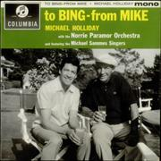 Click here for more info about 'Michael Holliday - To Bing - From Mike - Factory Sample'
