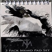Click here for more info about 'Michael Jackson - 2 Pack Memo Pad Set'