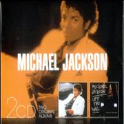 Click here for more info about 'Michael Jackson - 2CD'