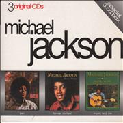 Click here for more info about 'Michael Jackson - 3 Original CDs'
