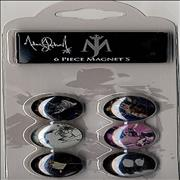 Click here for more info about 'Michael Jackson - 6 Piece Magnet Set'