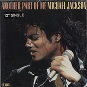 Click here for more info about 'Michael Jackson - Another Part Of Me - Shrink'