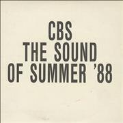 Click here for more info about 'CBS Records - The Sound Of Summer '88'