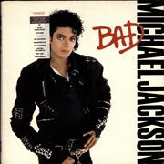 Click here for more info about 'Michael Jackson - Bad - European Tour tracklist stickered picture sleeve'