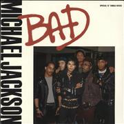 Click here for more info about 'Michael Jackson - Bad - Special 12