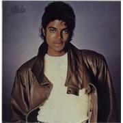 "Michael Jackson Beat It - Snapped Sleeve Japan 3"" CD single"
