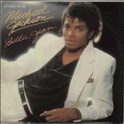 Click here for more info about 'Michael Jackson - Billie Jean + p/s'