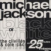 Click here for more info about 'Michael Jackson - Black Or White - The Clivillés & Cole Remixes'