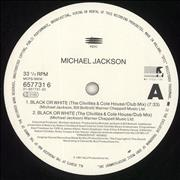 Click here for more info about 'Michael Jackson - Black Or White (The Clivillés & Cole Remixes)'