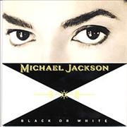 Click here for more info about 'Michael Jackson - Black Or White'