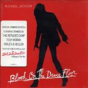 Click here for more info about 'Michael Jackson - Blood On The Dance Floor - Minimax'