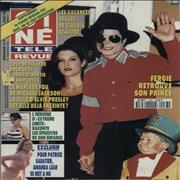 Click here for more info about 'Michael Jackson - Cine-Tele-Revue'