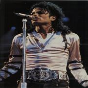 Click here for more info about 'Michael Jackson - Collection of Nine Magazine Posters & Assorted Flyers'
