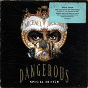 Click here for more info about 'Michael Jackson - Dangerous + Slipcase - EX'