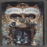 Click here for more info about 'Michael Jackson - Dangerous - Yellow Barcode'