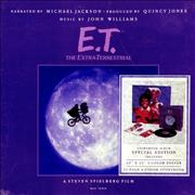 Click here for more info about 'Michael Jackson - E.T. - Sealed + sticker'