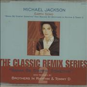 Click here for more info about 'Michael Jackson - Earth Song - Remixes'