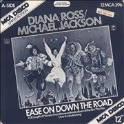 Click here for more info about 'Michael Jackson - Ease On Down The Road - Factory Sample'