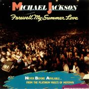 Click here for more info about 'Michael Jackson - Farewell My Summer Love + Poster'