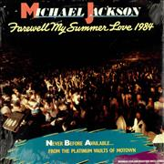 Click here for more info about 'Michael Jackson - Farewell My Summer Love - Sealed'