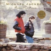 Click here for more info about 'Michael Jackson - Gone Too Soon'