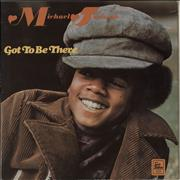 Click here for more info about 'Michael Jackson - Got To Be There - 1st - EX'