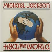 Click here for more info about 'Michael Jackson - Heal The World'