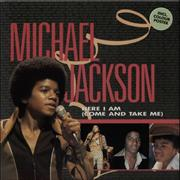Click here for more info about 'Michael Jackson - Here I Am + Poster'