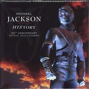 Click here for more info about 'Michael Jackson - History - 20th Anniversary Official 2015 Calendar'