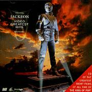 Click here for more info about 'Michael Jackson - History - Video Greatest Hits'