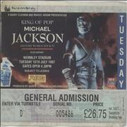 Click here for more info about 'Michael Jackson - History World Tour - Wembley 1997'