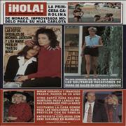 Click here for more info about 'Michael Jackson - Hola'
