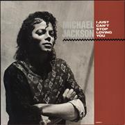 Click here for more info about 'Michael Jackson - I Just Can't Stop Loving You'