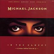 Click here for more info about 'Michael Jackson - In The Closet - Mixes Behind Door #2'
