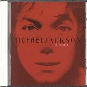 Click here for more info about 'Invincible - Red Artwork'