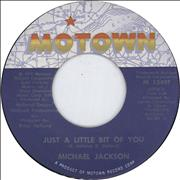 Click here for more info about 'Michael Jackson - Just A Little Bit Of You'