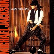 Click here for more info about 'Michael Jackson - Leave Me Alone - Pop-up Sleeve'
