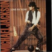 Click here for more info about 'Michael Jackson - Leave Me Alone'