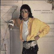 Click here for more info about 'Michael Jackson - Liberian Girl - EX'