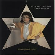 Click here for more info about 'Michael Jackson - Liberian Girl - Star Mobile Pack'