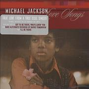 Click here for more info about 'Michael Jackson - Love Songs'